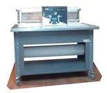 DOSTAWA GRATIS! 91073676 Stół do pakowania na kółkach (blat: 150x78 cm, wys: 78 cm)