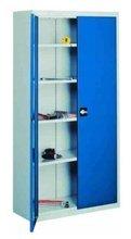 Gorek Szafa warsztatowa z półkami (wymiary: 1990x1000x435 mm) 09276031