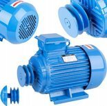 LETA Silnik elektryczny 3-fazowy (obroty: 14500rpm, moc: 4 kW) 21777662