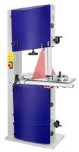 Piła taśmowa ze wskaźnikiem laserowym (średnica kół: 480mm, maks. szerokość cięcia: 465mm, moc silnika: 2,2 / 3,1 kW) 02861450