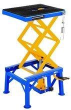 Podnośnik motocyklowy (udźwig: 135 kg, wymiary platformy: 410-350 mm, wysokość podnoszenia: 350-870 mm) 45674754