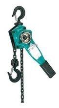 RANG Wyciągnik ręczny łańcuchowy z napędem dźwigowym - łańcuch ogniwowy (udźwig: 3000 kg, wysokość podnoszenia: 1,5 m) 10278679