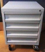 Szafka z 4 szufladami na kółkach (wymiary: 700x600x600 mm) 77170784