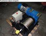Treton Elektryczna wciągarka linowa + Lina o średnicy 8mm 15 mb (siła uciągu: 1600 kg, moc: 5,5kW 400V) 28878855