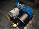 Tretos Elektryczna wciągarka linowa 10mb (siła uciągu: 2450 kg, moc: 5,5kW 400V) 28876810