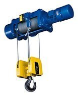 Wciągnik linowy stacjonarny elektryczny, sterowanie-kaseta, układ lin-2/1 (uźwig: 2000 kg, wysokość podnoszenia: 10m) 02874850