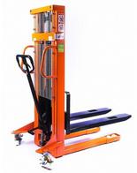 Wózek hydrauliczny podnośnikowy ręczny (udźwig: 1000 kg, wysokość podnoszenia: 1600 mm) 85078922