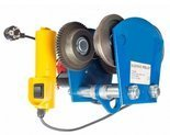 Wózek jezdny elektryczny 230V (udźwig: 1,5 T, belka dwuteowa: 68-110 mm, silnik: 0,15 kW) 85068226