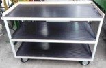 Wózek montażowy, 3 półki (wymiary: 1400x700 mm) 77170820