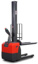 Wózek paletowy elektryczny GermanTech (udźwig: 1000 kg, długość wideł: 1150 mm, wysokość podnoszenia: 1600 mm) 99746697