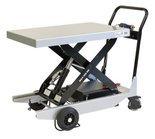 Wózek platformowy nożycowy elektryczny (udźwig: 500 kg, wymiary platformy: 900x600 mm, wysokość podnoszenia min/max: 330-930 mm) 03073527