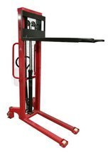 Wózek podnośnikowy ręczny (udźwig: 1000 kg, wysokość podnoszenia: 1500mm) 03077133