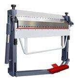 Zaginarka ręczna do blachy (szerokość robocza: 1020mm, maks. grubość blachy: 2,5mm) 02861507
