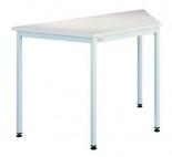99551892 Stół biurowy trapezowy, wersja: lux (wymiary: 740x1200x600 mm)