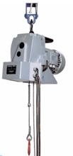 Begor Wyciągarka elektryczna  z ręcznym wózkiem jezdnym na belce IPE200 400V (udźwig: 1000 kg, wysokość podnoszenia: 50m) 28876641