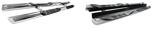 DOSTAWA GRATIS! 01656385 Orurowanie ze stopniami z zagłębieniami - Opel Vivaro 2002-2014 long 4 stopnie