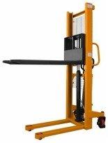 DOSTAWA GRATIS! 02869875 Masztowy wózek paletowy (udźwig: 2000 kg, długość wideł: 1150mm, wysokość podnoszenia: 1600mm)
