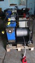 DOSTAWA GRATIS! 28850138 Elektryczna wciągarka linowa (siła uciągu: 1900/2600 kg)