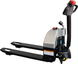 DOSTAWA GRATIS! 31046306 Wózek paletowy elektryczny z wagą (długość wideł: 1150 mm, udźwig: 1500 kg)