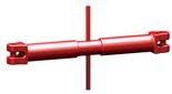 DOSTAWA GRATIS! 33916829 Napinacz łańcuchowy widełkowy KSS 7 (udźwig: 1,5 T, długość rozciągnięcia: 90 mm)