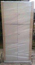 DOSTAWA GRATIS! 77157263 Szafa narzędziowa, 6 drzwi (wymiary: 2000x970x460 mm)