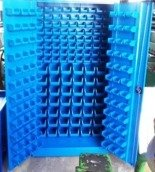 DOSTAWA GRATIS! 77170781 Szafa z pojemnikami 198 szt (wymiary:  2000x970x500 mm)