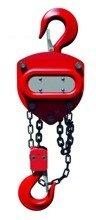DOSTAWA GRATIS! 9588150 Wciągnik łańcuchowy stacjonarny (udźwig: 2,5 T)