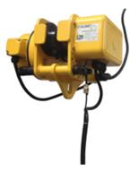 IMPROWEGLE Wózek przejezdny do wciągnika EWE 0,25 (udźwig: 0,25 T, szerokość profilu: 74-124 mm) 33948578