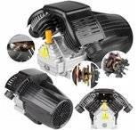 LETA Pompa sprężarka kompresora (ciśnienie robocze: 8 Bar, wydajność na zasysaniu: 430 l/min, moc kW: 3,5kW) 21777687