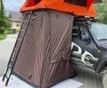 Przedsionek namiotu Alaska wersja krótka (rozmiar: 190 cm, kolor: zielony) 81877933