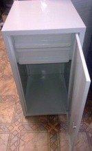 Szafa narzędziowa, 2 szuflady (wymiary: 870x450x550 mm) 77170775