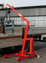 Tretok  61764864 Żuraw hydrauliczny skrętny (udźwig: od 200 do 300 kg)