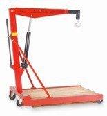 Żurawik warsztatowy przewoźny - bez możliwości składania (udźwig: 1000 kg) 03072976