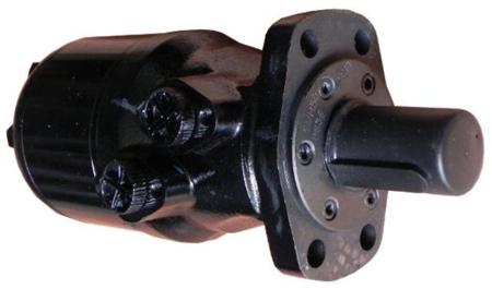 DOSTAWA GRATIS! 01539074 Silnik hydrauliczny orbitalny M+S Hydraulic (objętość robocza: 502,4 cm³, maksymalna prędkość ciągła: 150 min-1 /obr/min)
