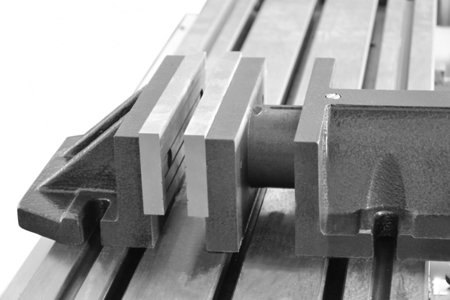 DOSTAWA GRATIS! 02861379 Imadło maszynowe dwudzielne (szerokość szczęk: 200 mm)