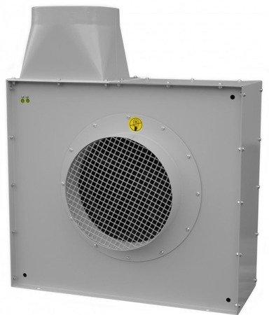 DOSTAWA GRATIS! 02869844 Wentylator promieniowy (max. wydajność powietrza: 9800 m3/h, moc silnika: 5,5 kW)