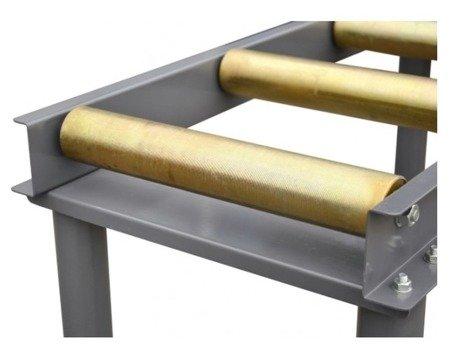 DOSTAWA GRATIS! 02876047 Podajnik rolkowy 1 m 4 rolki (nośność: 900 kg)