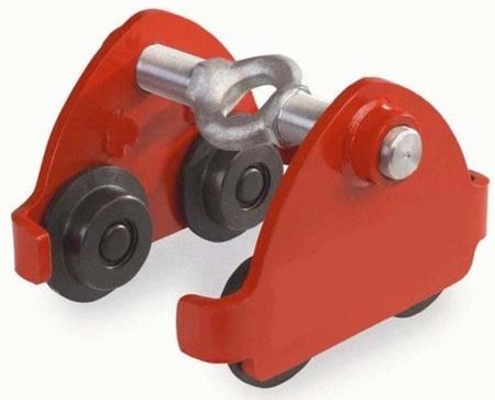 DOSTAWA GRATIS! 0301433 Wózek przejezdny do wciągnika (udźwig: 3,0 T, szerokość belki jezdnej: 160-300mm)