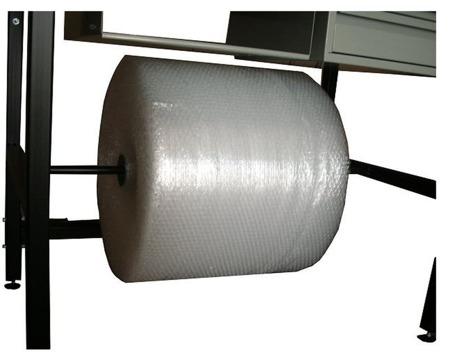 DOSTAWA GRATIS! 05971700 Stół do pakowania, szuflada, 2 półki (wymiary blatu: 120x70 mm)