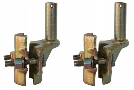 DOSTAWA GRATIS! 08172265 Wciągarka elektryczna linowa budowlana Minor P-200 + Uchwyty + Ramie robocze (udźwig: 200 kg)
