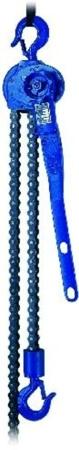 DOSTAWA GRATIS! 22021339 Wciągnik dźwigniowy, rukcug z łańcuchem galla RZV/0.8t (wysokość podnoszenia: 3m, udźwig: 0,8 T)