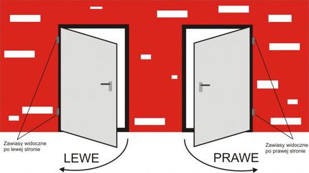 DOSTAWA GRATIS! 26269144 Drzwi zewnętrzne sklepowe (kolor: biały, strona: prawa, szerokość: 140 cm)