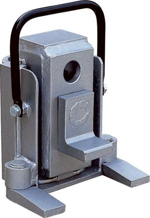 DOSTAWA GRATIS! 310657 Podnośnik hydrauliczny niskoprofilowy (udźwig: 8 T, wysokość: 280 mm)