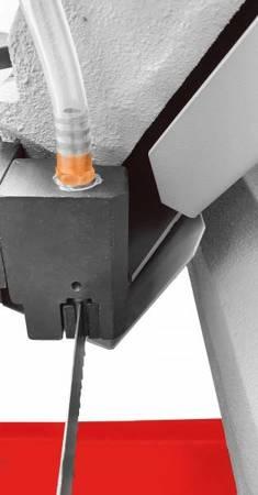 DOSTAWA GRATIS! 44376257 Piła taśmowa do cięcia metalu Holzmann (długość taśmy: 2480 mm, moc: 1,5 kW)