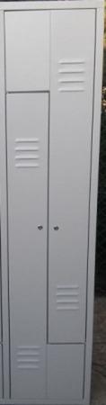 DOSTAWA GRATIS! 77170692 Szafa odzieżowa L2, 2 drzwi (wymiary: 1800x400x480 mm)