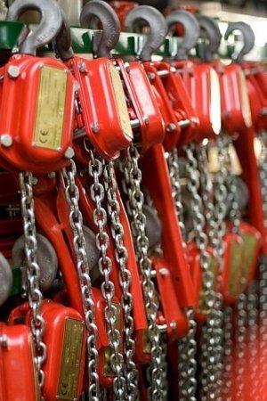 DOSTAWA GRATIS! 95872769 Wciągnik łańcuchowy dźwigniowy, rukcug, łańcuch Ogniwowy (udźwig: 1,5 T, wysokość podnoszenia: 1,5m) - z możliwością stosowania w zakładach górniczych