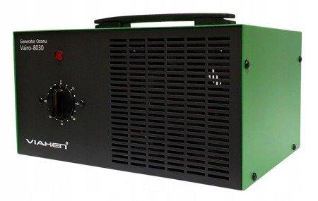 Getera Generator ozonu ozonator 10000mg 10g Profesjonalny (wydajność: 10 g/h, przepływ powietrza: 260 m3/h, moc: 126W 240V) 11676345
