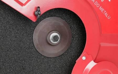 LETA Przecinarka do metalu ukośnica piła (zastosowana tarcza: 400x25,4x3mm, moc: 4 kW) 21777664