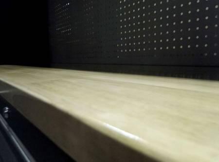 MAKET Regał warsztatowy szafa narzędziowa grafit (wymiary: 256x189x50 cm) 21878022