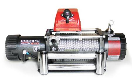 Wyciągarka Escape EVO 12000 lbs [5443 kg] EWX-S 12V (lina stalowa: 10.2mm×25.5m) 81877708